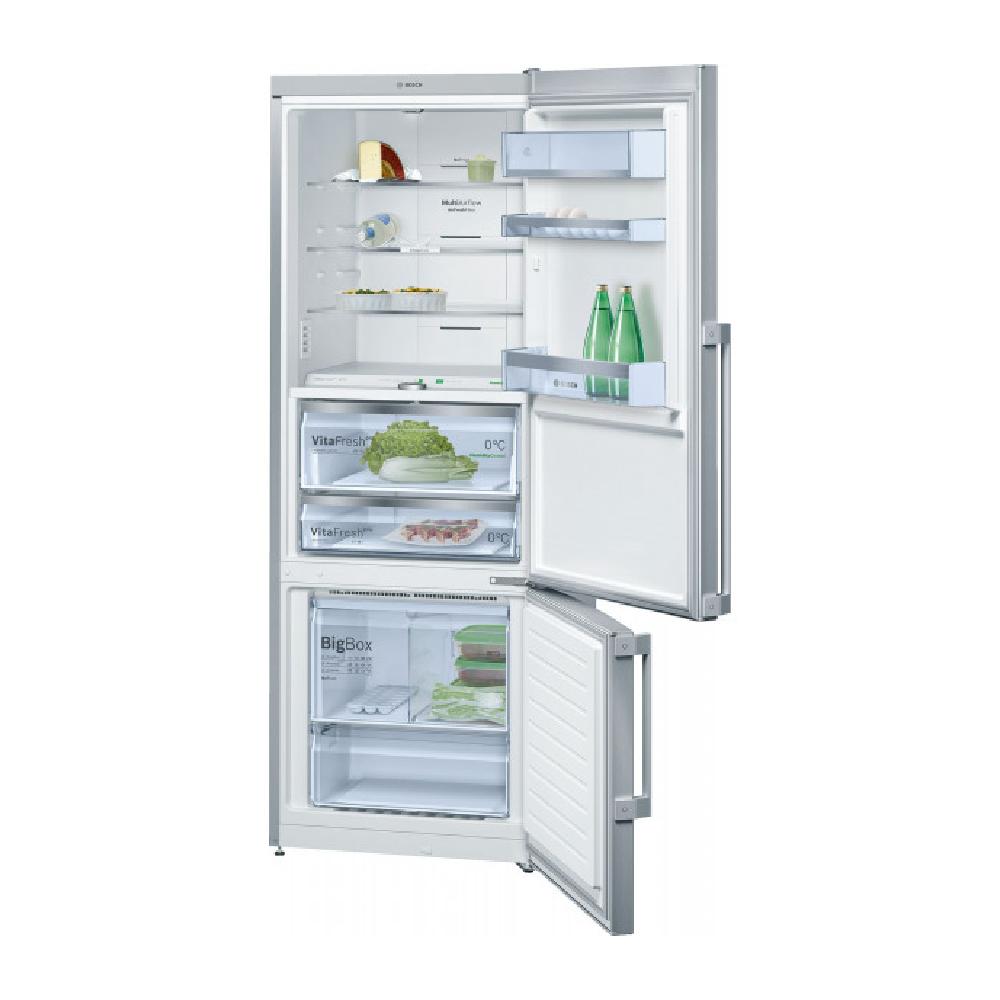 Холодильник Bosch KGN56VI30U (Серебряный )  - 2