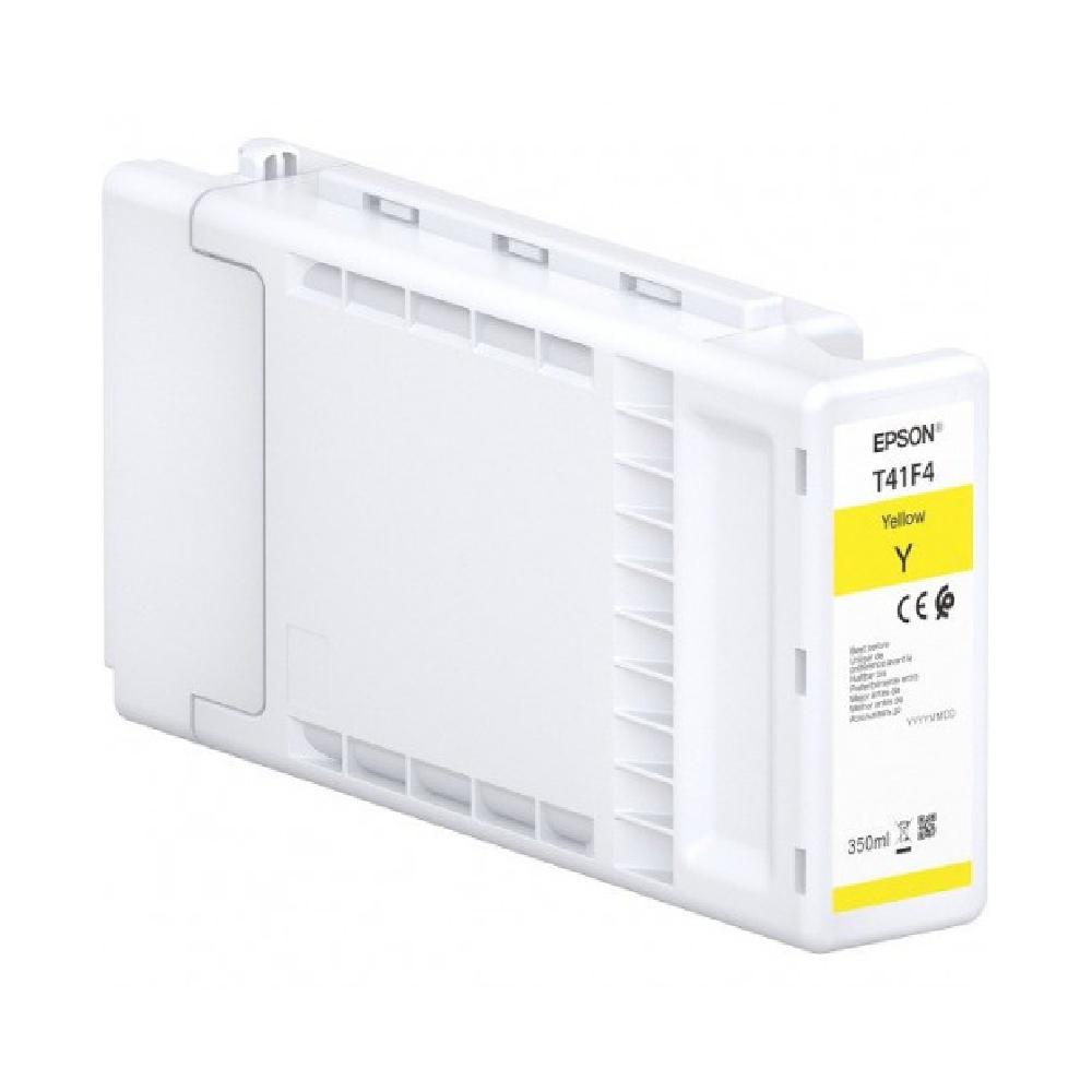Картридж Epson XD2 T41F440 Y 350 (C13T41F440)  - 1