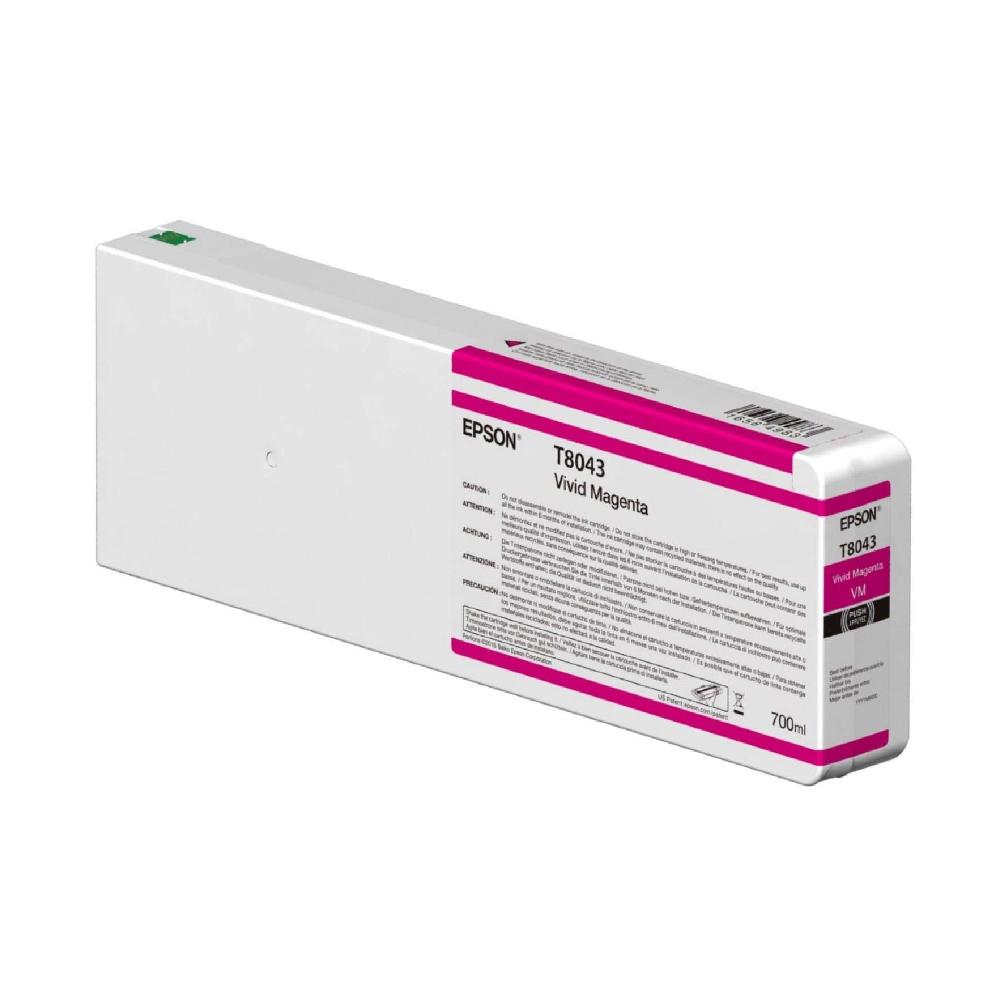 Картридж Epson C13T804300-N  - 1