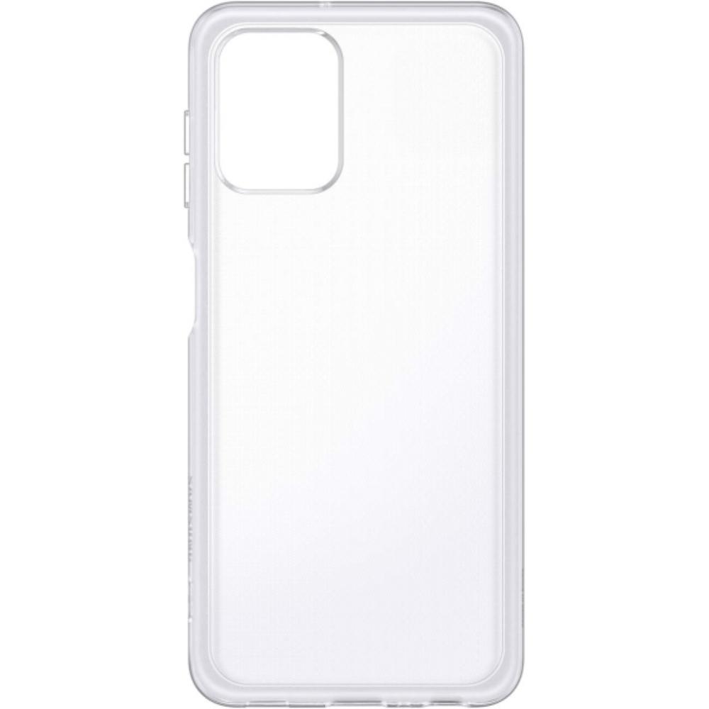 Samsung A22 Soft Cover Transparent EF-QA225TTEGRU  - 1