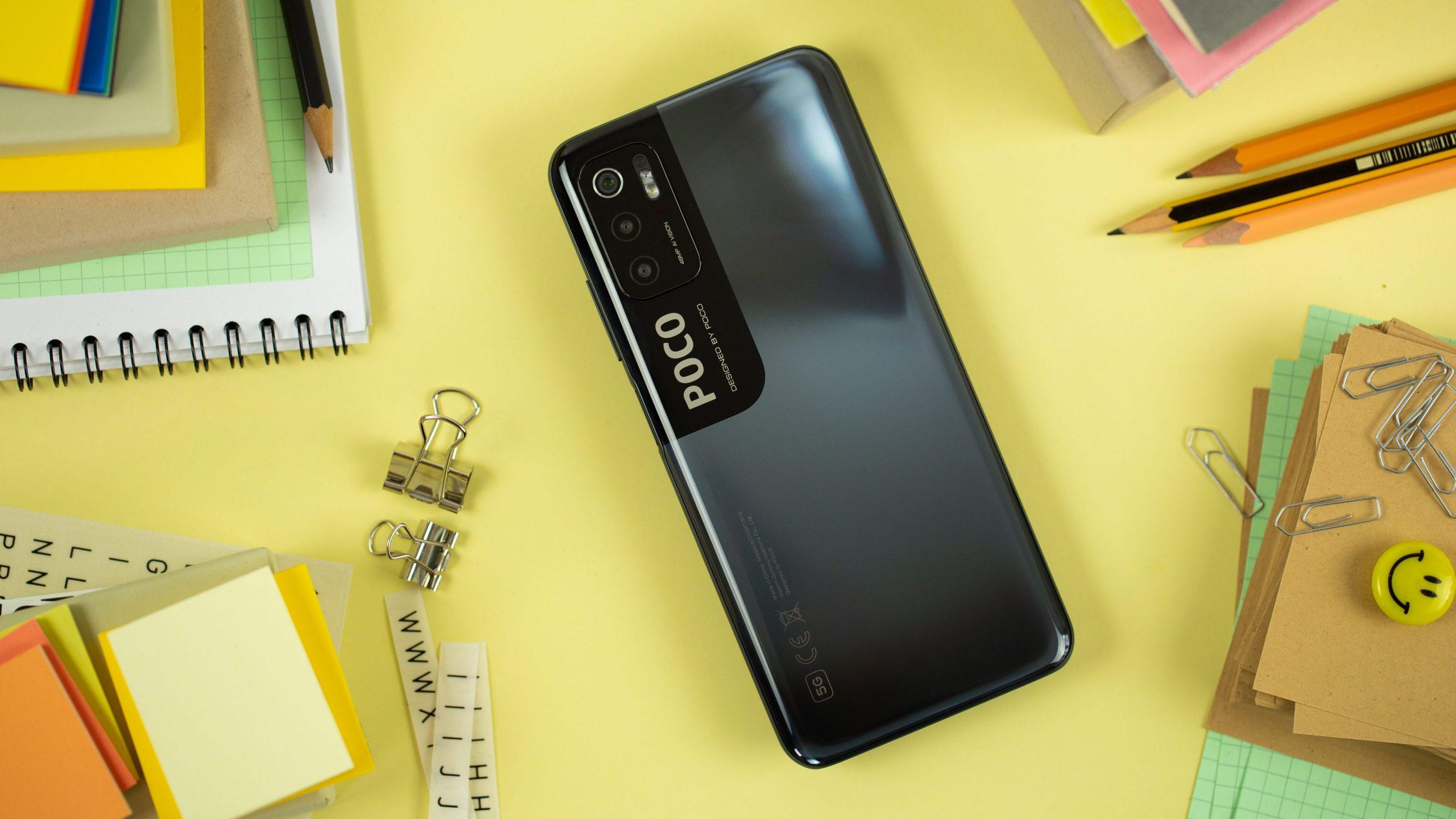 Xiaomi Poco M3 Pro 5G 6GB/128GB Black - 5
