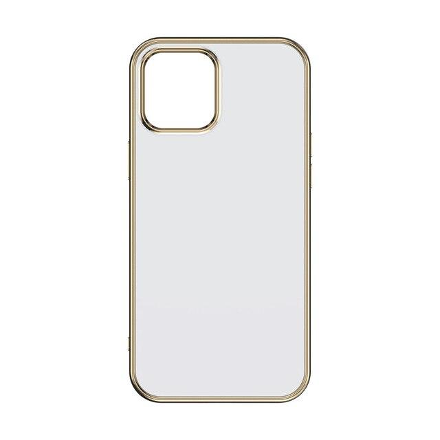 Case TOTU iPh12 Pro Max 6'7 Gold  - 1