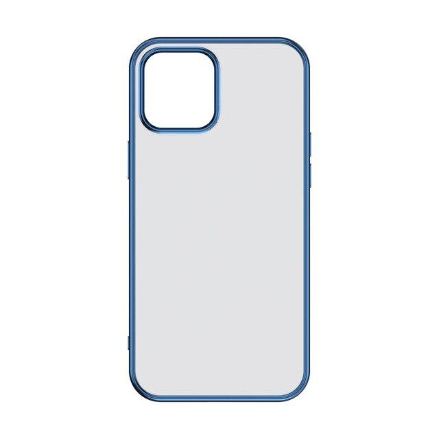 Case TOTU iPh12 Pro Max 6'7 Blue  - 1