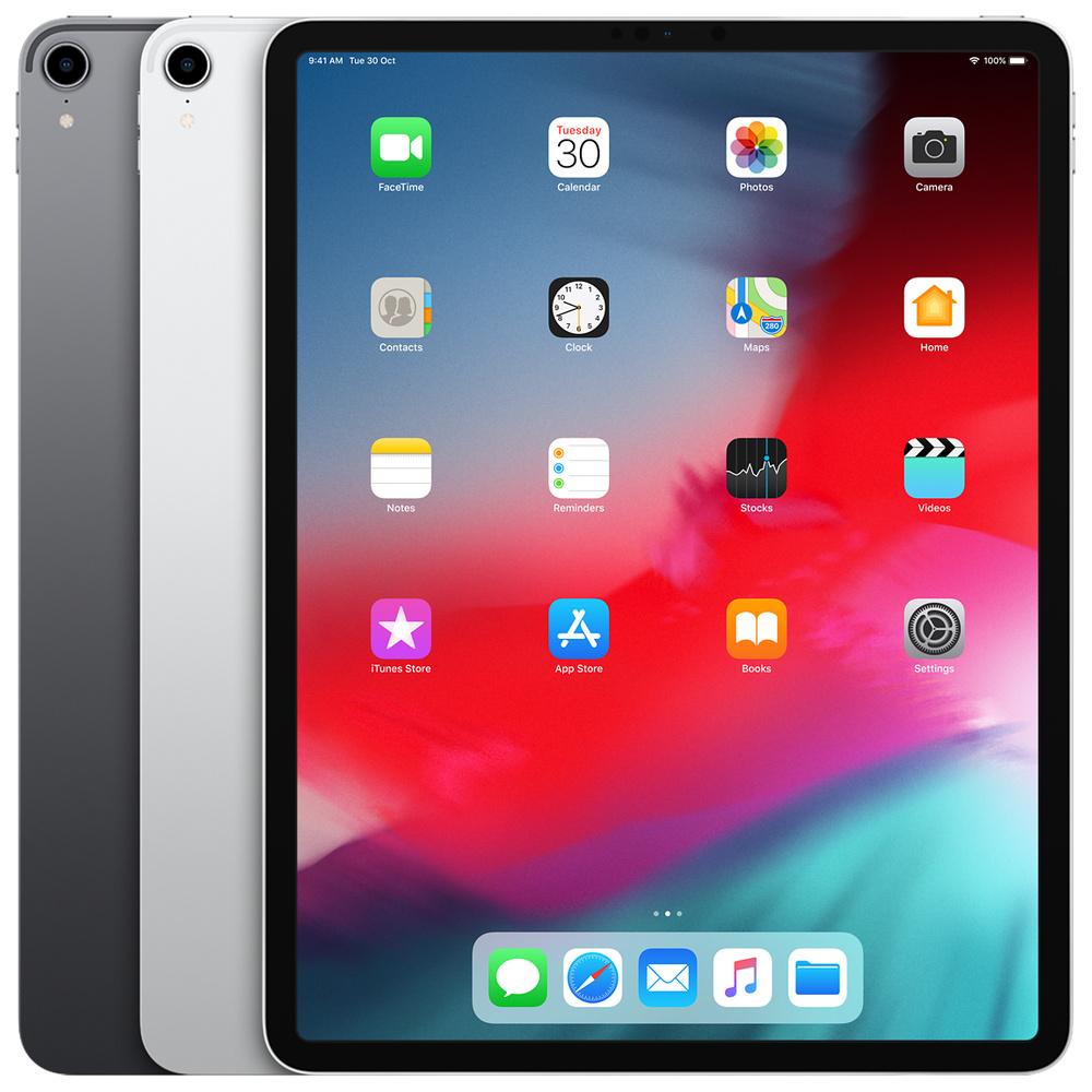 iPad Pro 12.9-inch (3th Gen)  Wi Fi + Cellular 256GB - Space Grey - 2