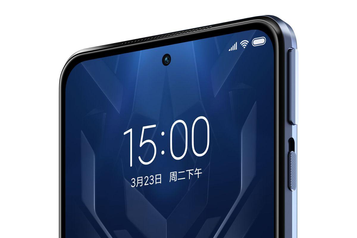Xiaomi Black Shark 4 8/128GB Black - 2