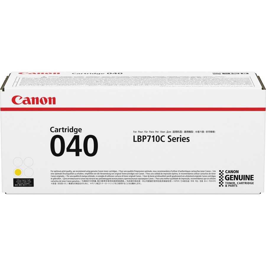 Картридж Canon CRG-040 Y (0454C001-N)  - 1