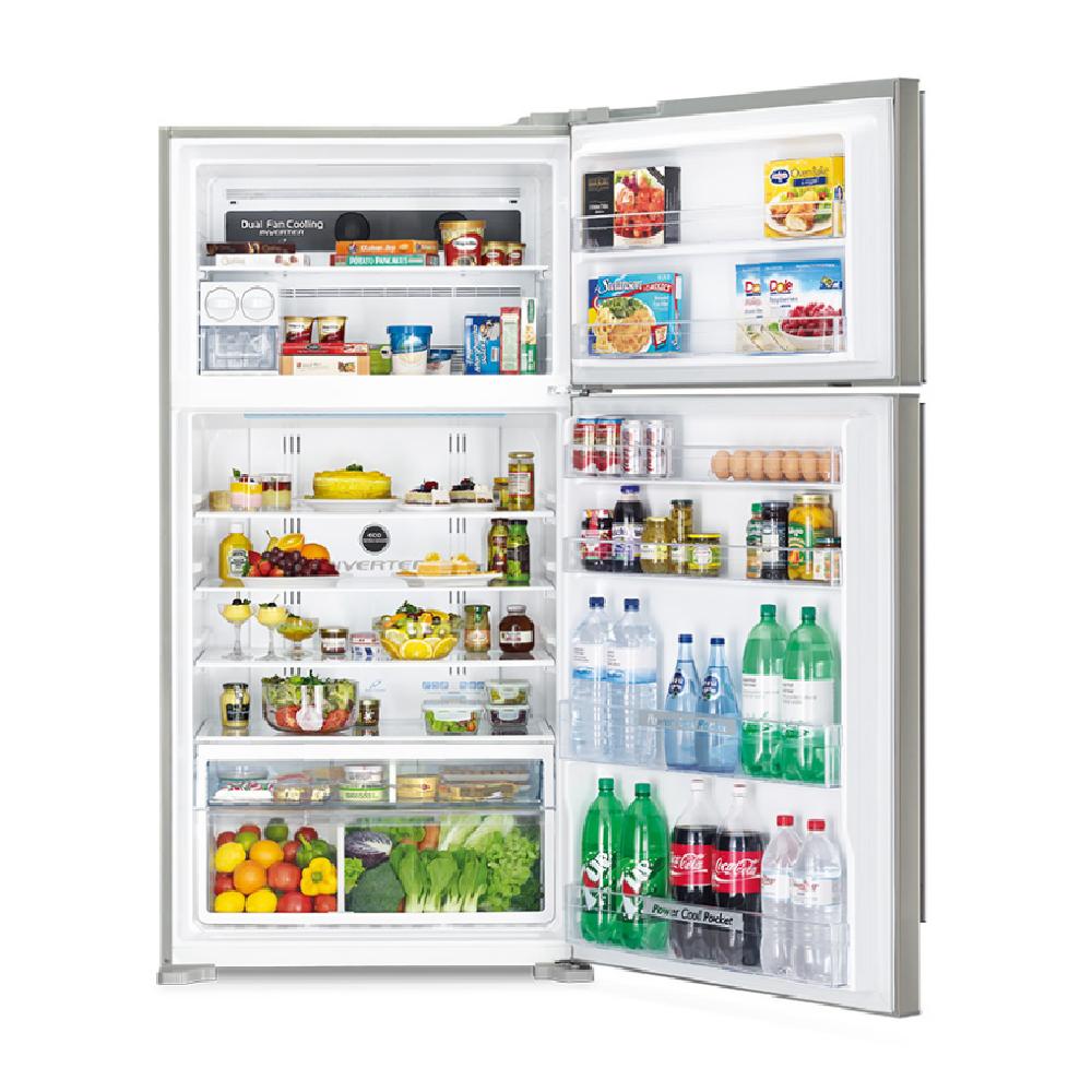 Холодильник HITACHI R-V660PUC7 BSL  - 2