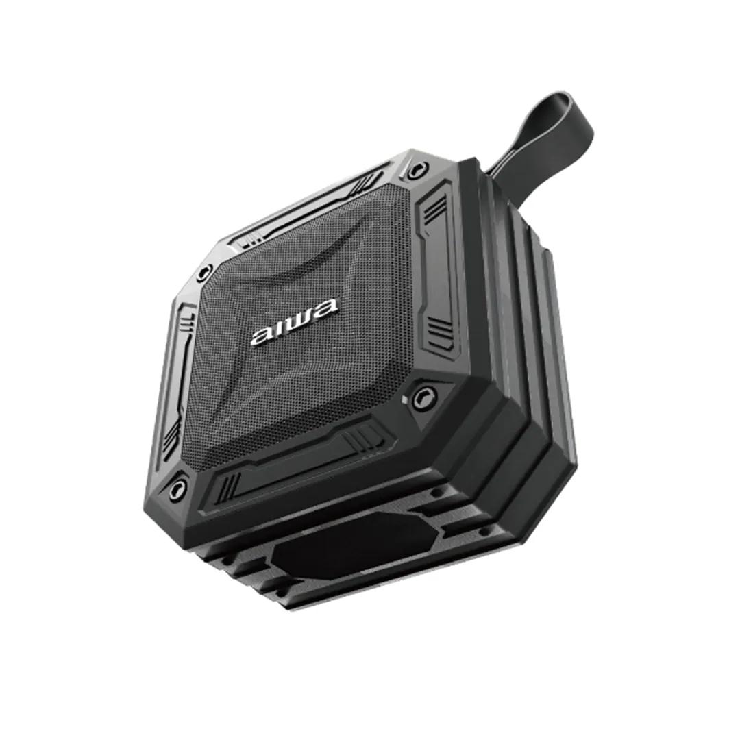 Портативная колонка Speaker AIWA SB-X80 Черный  - 2