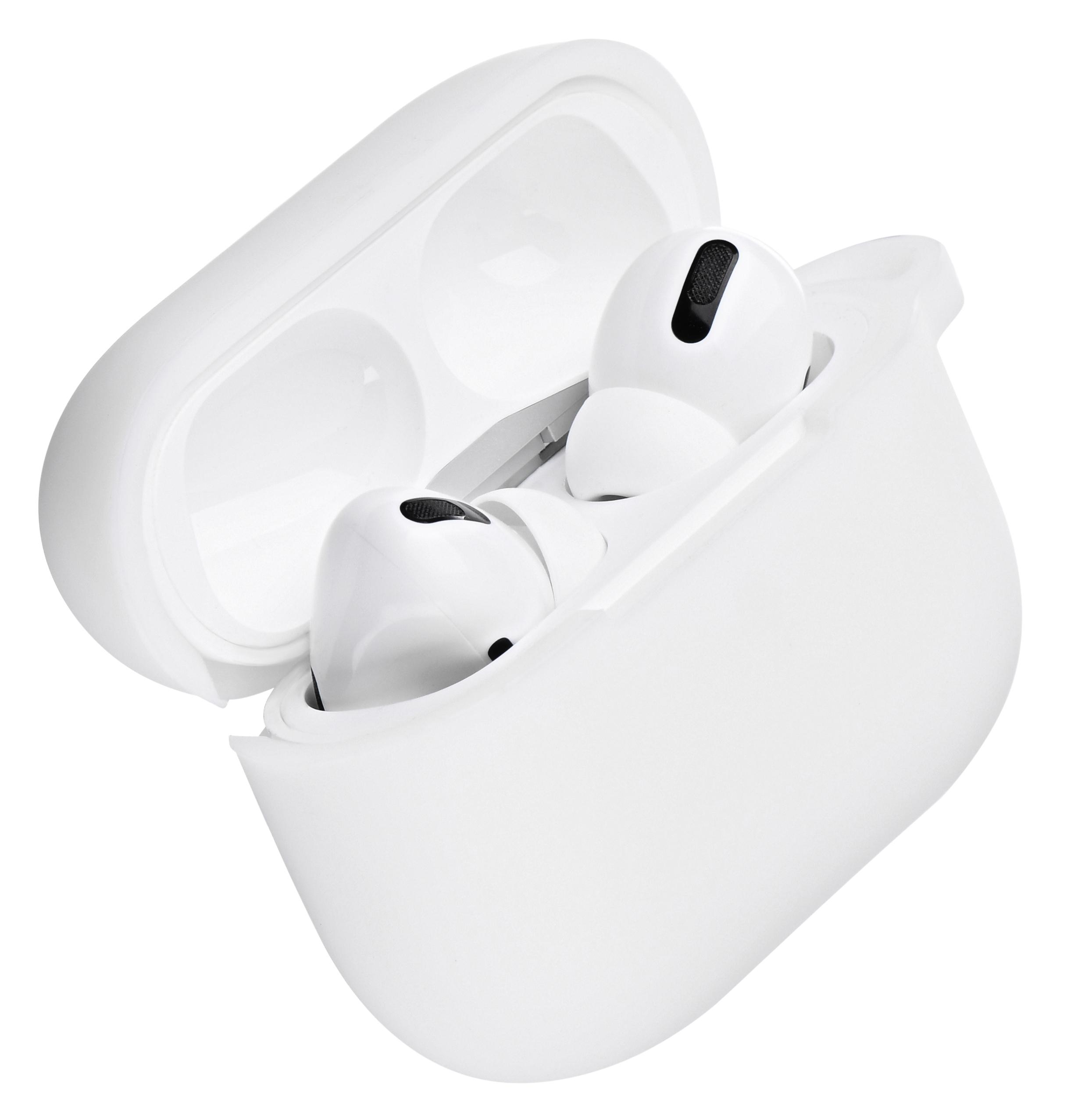 Case for Airpods Pro 2E White  - 3