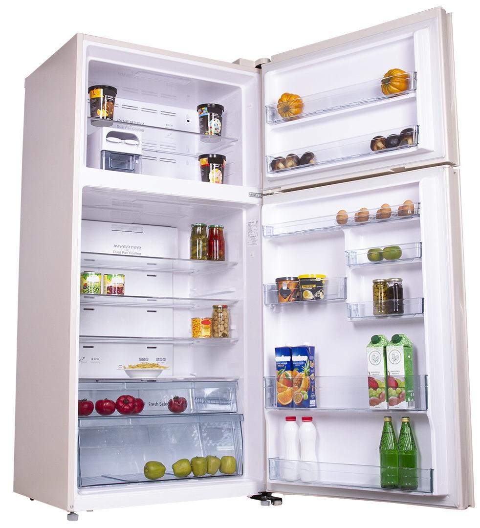 Холодильник HITACHI R-V660PUC7 BEG  - 3