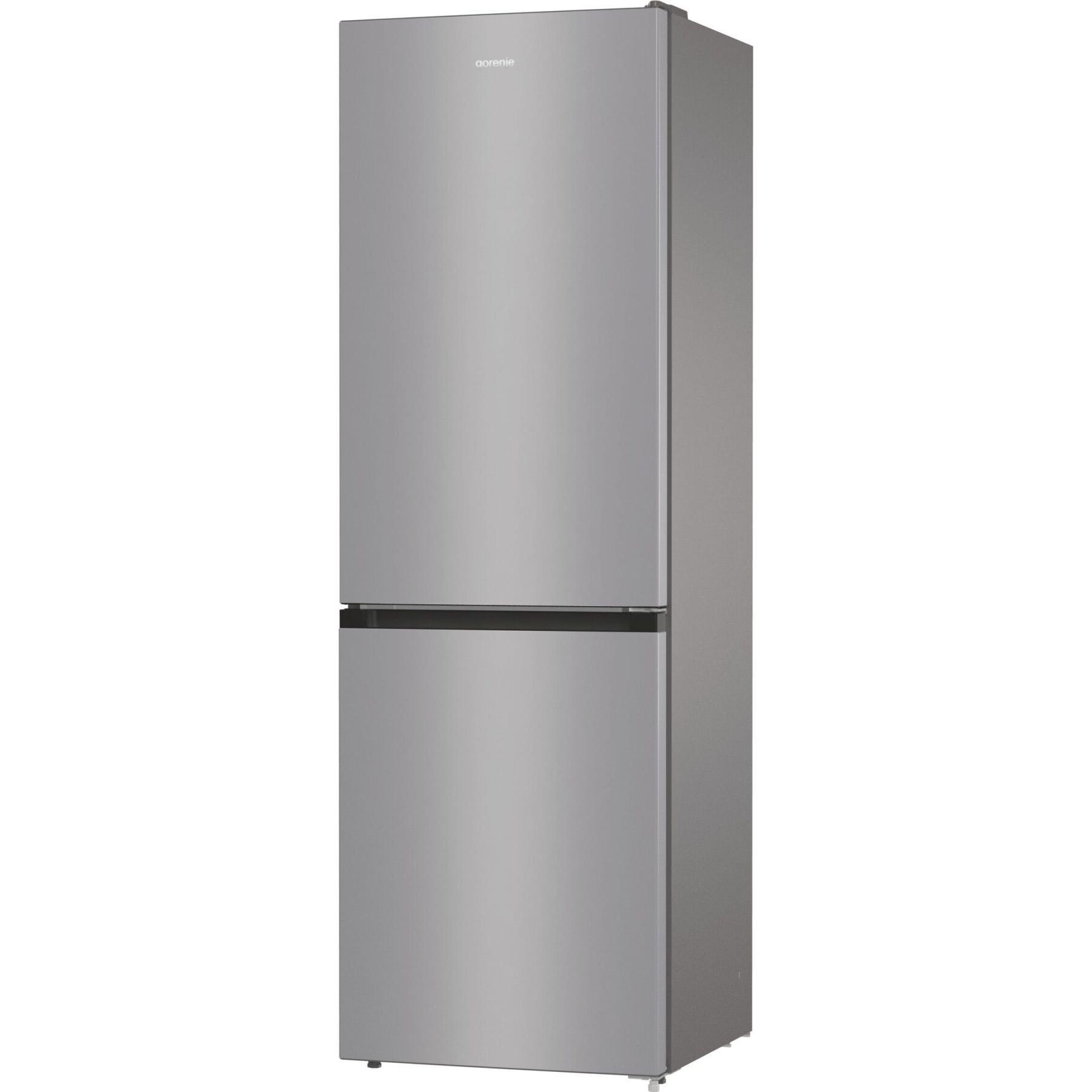Холодильник Gorenje NRK6191PS4 (Серебряный)  - 1