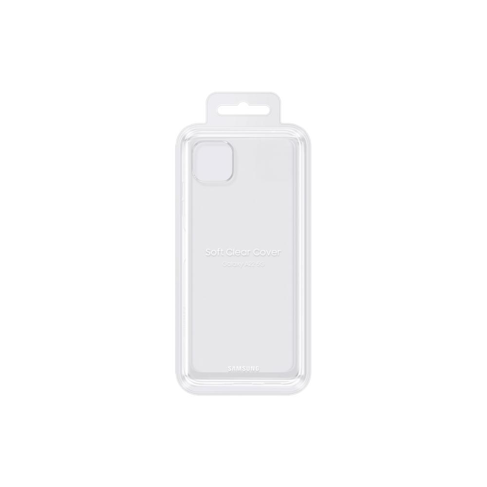 Samsung A22 Soft Cover Transparent EF-QA225TTEGRU  - 2
