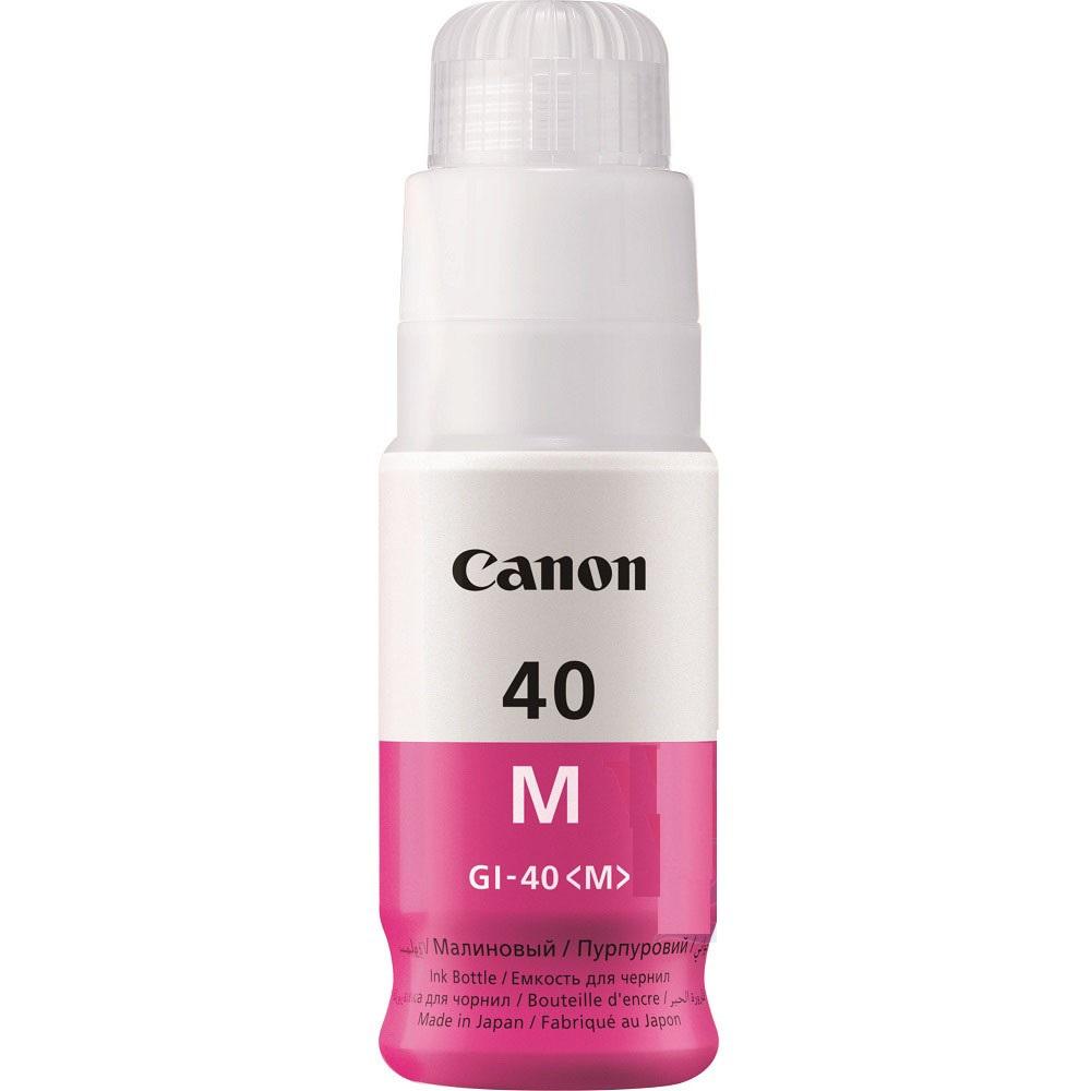 Картридж Canon GI-40 Magenta (3401C001-N)  - 1