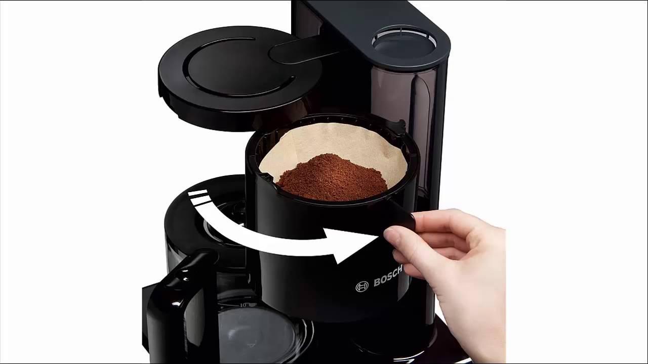 Кофеварка Bosch TKA8013  - 2