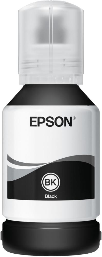 Картридж Epson 105 ECOTANK BK INK BOTTLE /BLACK (C13T00Q140)  - 2