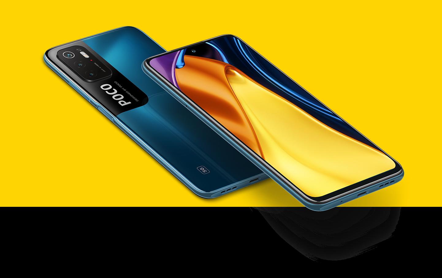 Xiaomi Poco M3 Pro 5G 4GB/64GB Blue - 4