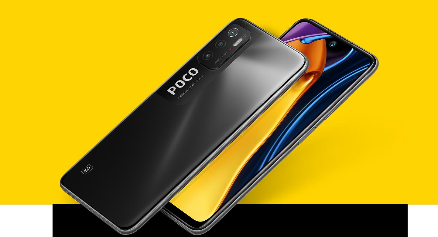 Xiaomi Poco M3 Pro 5G 6GB/128GB Black - 4