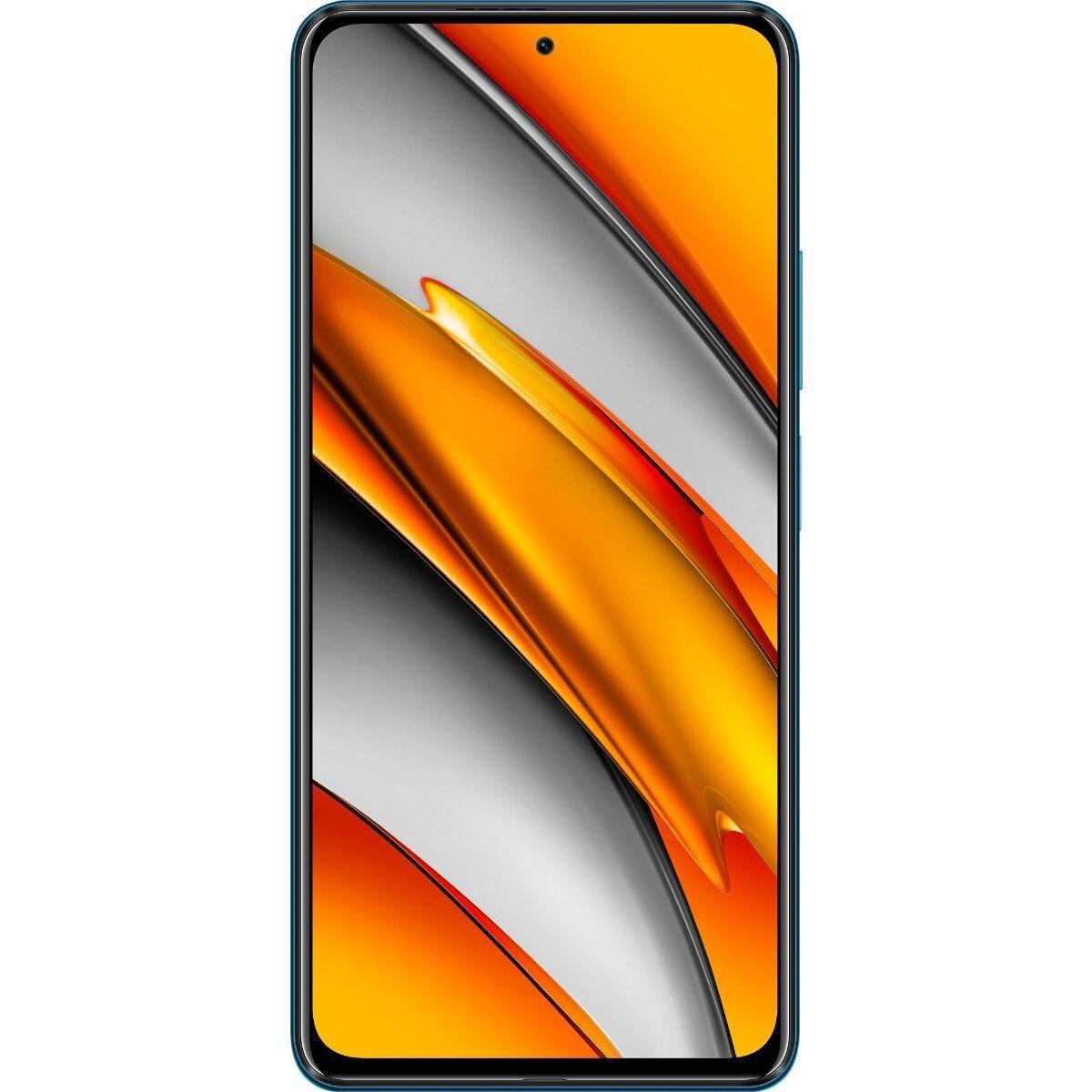 Xiaomi Poco F3 6/128GB Blue - 2