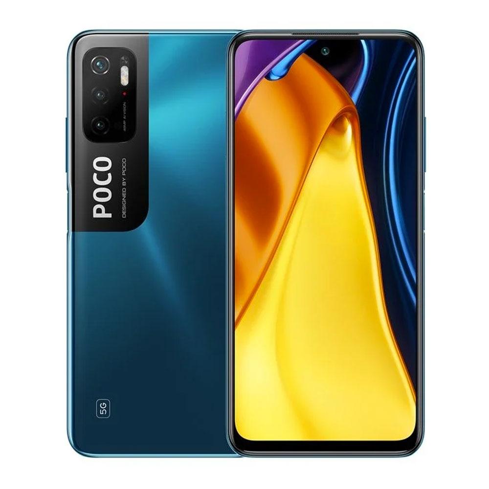 Xiaomi Poco M3 Pro 5G 4GB/64GB Blue - 1