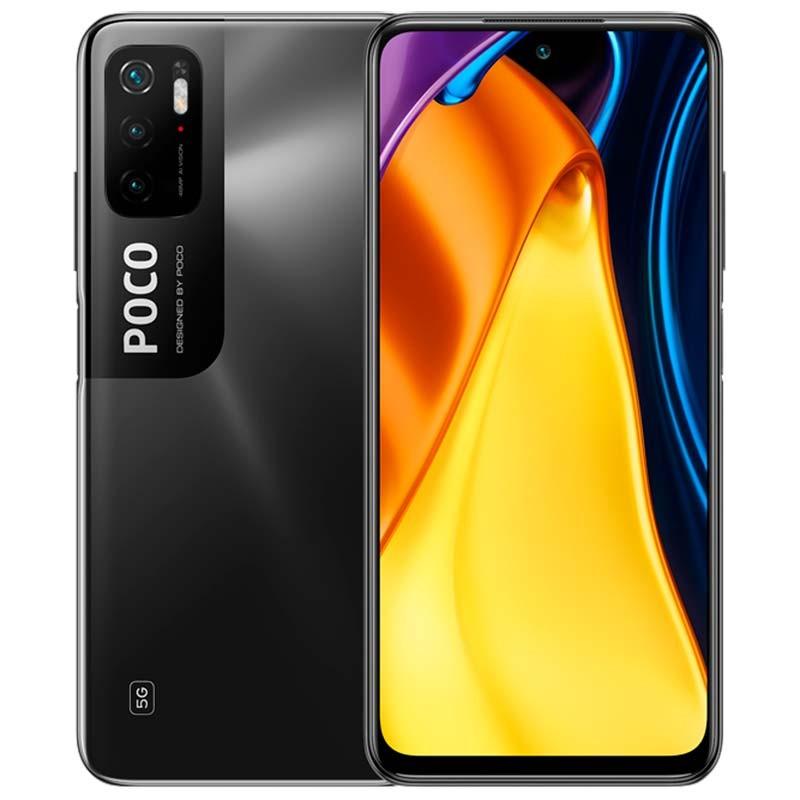 Xiaomi Poco M3 Pro 5G 6GB/128GB Black - 1