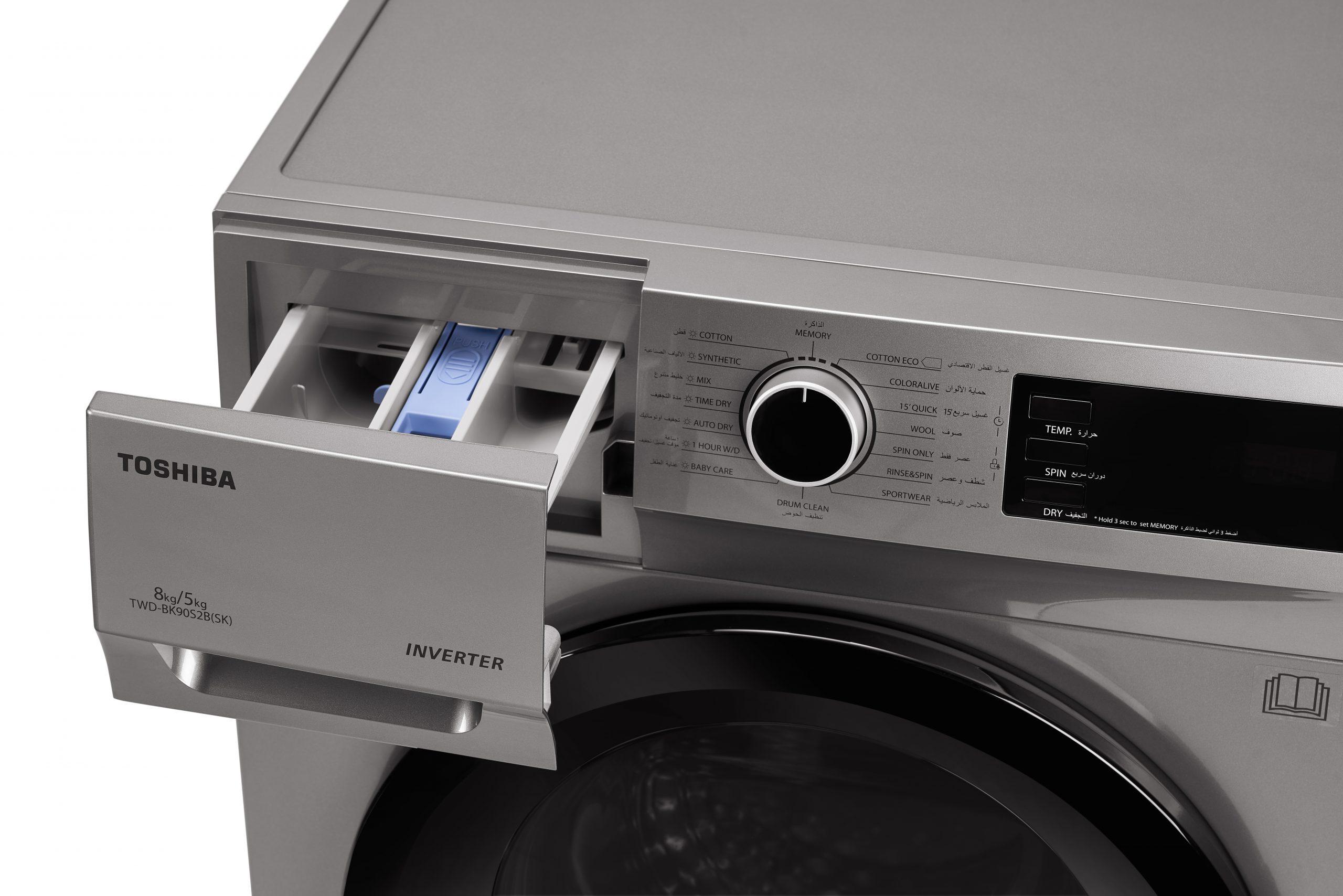 Paltaryuyan Toshiba TWD-BK90S2GE(SK)  - 4