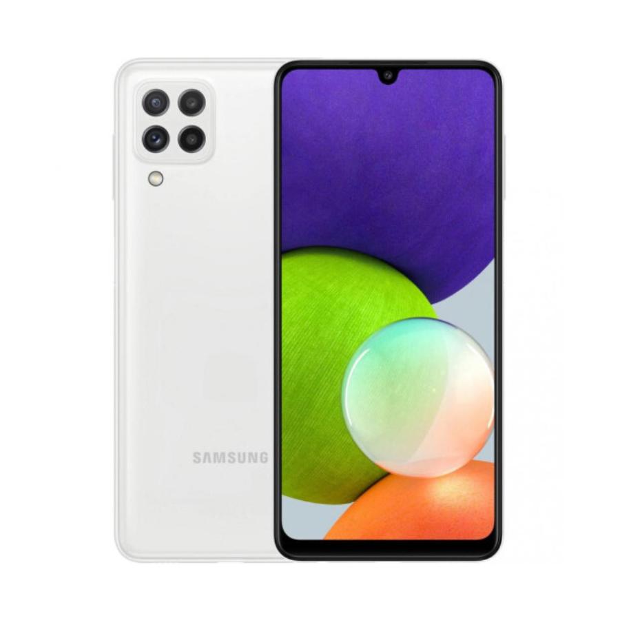 Samsung Galaxy A22 DS (SM-A225) 64GB White - 1